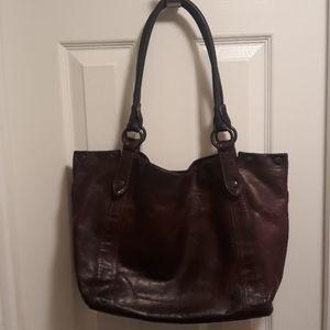 Frye Oiled Melissa Leather bag